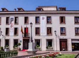 Los 10 mejores hoteles cerca de: Sala Alcala 31, Villalbilla ...