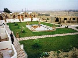 Sandrose Baharia Hotel, Bawiti (Mandīshah yakınında)