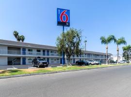 Motel 6 Anaheim - Fullerton East, Anaheim