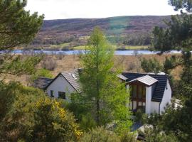 Ceol Mor Bed and Breakfast, Inveran (рядом с городом Rosehall)