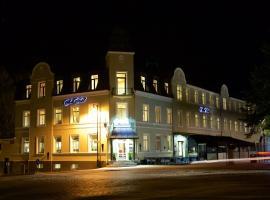 Moss Hotel, Moss