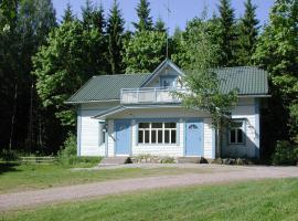 Villa Lokki, Руоколахти (рядом с городом Hauklappi)