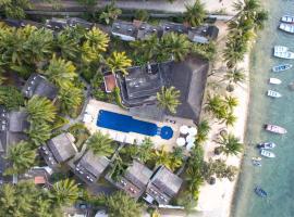 Cocotiers Seaside Boutik Hotel, Port Louis