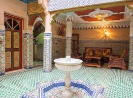 Ryad Hamza, Marràqueix