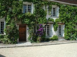 La Maison du Rond des Fées, Saint-Ouen-sur-Morin (рядом с городом Jouarre)