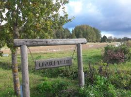 Liivaku stables, Kivilõppe (Suislepa yakınında)