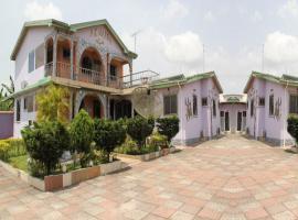 La Bonita Hotel, Agona (рядом с регионом Nzema East)