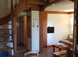 Notre Reve Apartment, Моншавен (рядом с городом Ле-Кош)