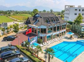 Hotel Vila Aeroport, Rinas (Fushë-Krujë yakınında)