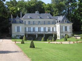 Chambres d'Hôtes Le Château de la Plante, Thuré (рядом с городом Usseau)