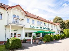 Hotel Am Meilenstein, Dunkelforth (Genthin yakınında)