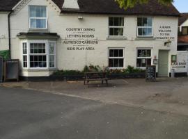 Chequers Inn at Fladbury, Pershore