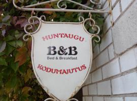 Huntaugu Homestay, Viljandi (Ramsi yakınında)