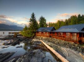 Wild Renfrew Seaside Cottages, Port Renfrew