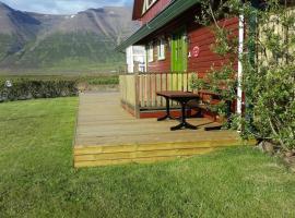 Ásgarður Eystri Holiday Home