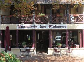 Hostellerie des Colonnes