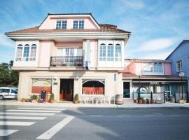 Hotel Pedramea, Feás (O Lourido yakınında)