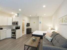 Modern Downtown Crossing Suites by Sonder