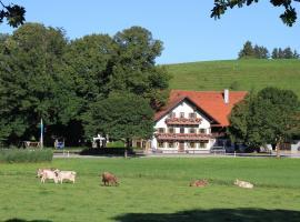 Gasthof Lamprecht, Peiting (Krummengraben yakınında)