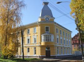 Hotel on Vvedenskoy, Rybinsk