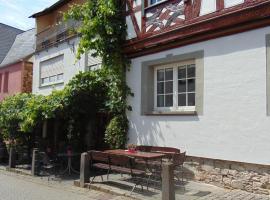 Ferienwohnung Bergblick /Moseltal, Burgen