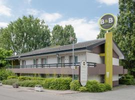 B&B Hôtel Pontault Combault, Понто-Комбо (рядом с городом La Queue-en-Brie)