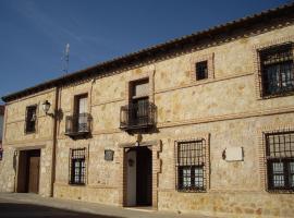 Hospederia Casa de La Torre, El Toboso (La Puebla de Almoradiel yakınında)