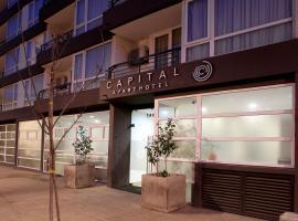 Hotel Capital San Pablo