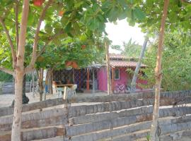 Quinta MaryAna, Barra de Potosí