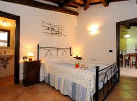 Casa Vacanza Fogliani, Giano dell'Umbria (Montecchio yakınında)