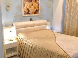 Комната на Луначарского