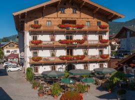 Hotel Bechlwirt, Кирьхберг в Триоле