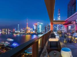 Wanda Reign on the Bund, Shanghai