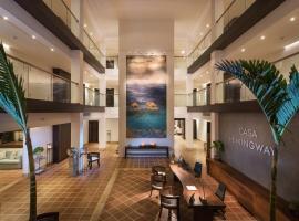 Hotel Casa Hemingway, Хуан-Долио
