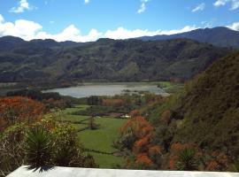 Agroturismo Finca Sermide, Cachí
