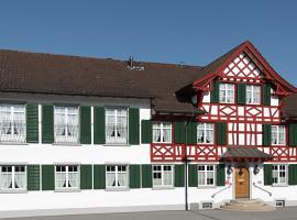 Gasthof Eisenbahn, Weinfelden (Berg yakınında)