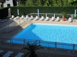 Appartement standing avec piscine
