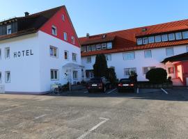 Hotel Harbauer, Schwarzenbruck (Mimberg yakınında)