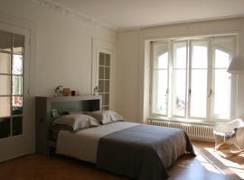 Suite 25a, Neuchâtel (Peseux yakınında)