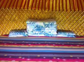 Xi Lin Nai Er Resort, Hexigten (Har Huxu yakınında)