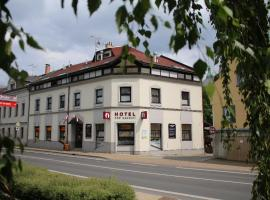 Hotel Pod Radnicí, Šumperk