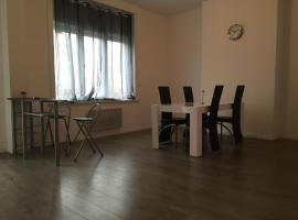 Appartement Jean Jaures, Coudekerque-Branche (рядом с городом Téteghem)