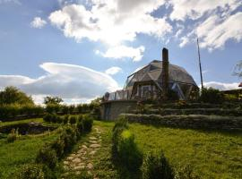 Casa Dom Geodezic, Homorîciu (Lângă Slănic)