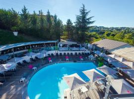 Hotel Du Golf, Сент-Этьен (рядом с городом Виллар)
