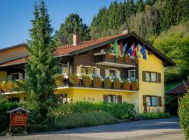 Hotel Garni Zeranka, Ruhpolding