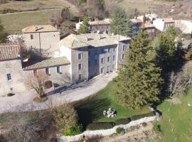Chateau de Montfroc, Montfroc (рядом с городом Châteauneuf-Miravail)