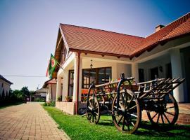 Kuruc Vendégház, Tivadar (рядом с городом Olcsva)