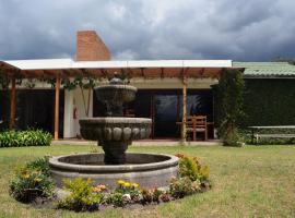 Casa del Viajero, Pifo