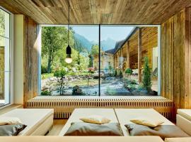 Alpin Lodge das Zillergrund 4 Sterne Superior