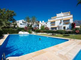 Luxury House Golden Mile Marbella